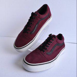 * Vans Unisex Old Skool Lo Canvas Skate Shoe